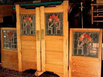 - Antique Saloon Doors And Accessories