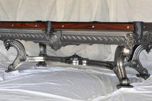 Classic Billiards Antique Pool Tables For Sale - Brunswick manhattan pool table