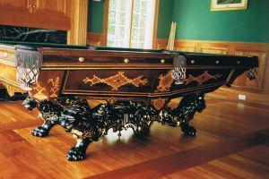 Classic Billiards Antique Pool Tables Amp Antique Pool