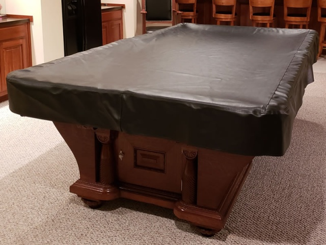 Vinyl Pool Table Cover