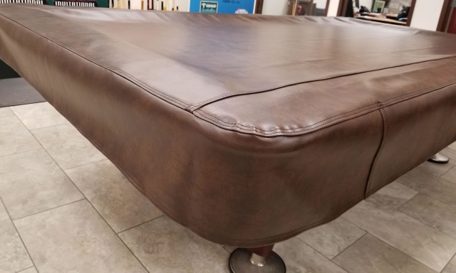... 9\u0027 Leather Vinyl Gold Crown Pool Table Cover & High Quality Vinyl Cover for Gold Crown Pool Tables