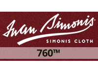 Simonis 760 Billiard Cloth