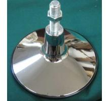 High quality replacement leg levelers - chrome