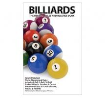 Official Billiard Congress of America Rule Book 2017-2018