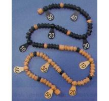 All Wood Antique Style Scoring Beads