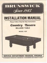 Wondrous Antique Billiard Pool Tables Service Manuals Download Free Architecture Designs Scobabritishbridgeorg